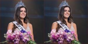 Miss Universe 2014, Paulina Vega Suka Nasi Kuning dan Tempe