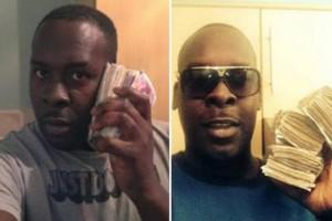 Pengedar Narkoba Tertangkap Gara-gara Foto Selfie