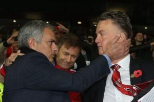 Mourinho 'Manchester United Masih Dalam Daftar Pesaing Juara'