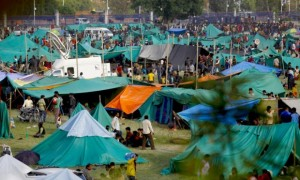 Respon Pemerintah Lambat, Warga Nepal Kekurangan Makanan