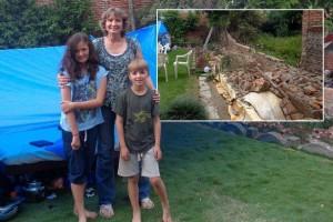Gempa Nepal, Keluarga Asal Inggris Takut Masuk Ke Rumah