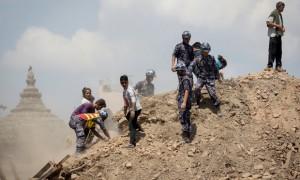 Perdana Menteri Nepal: Korban Tewas Bisa Mencapai 10.000