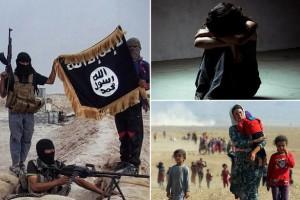 Militan ISIS Hamili Anak Perempuan 9 Tahun