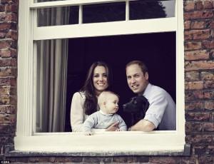 Kate Middleton Melahirkan Bayi Perempuan
