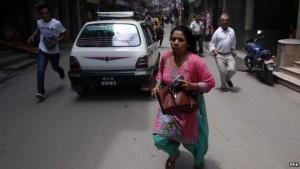 Nepal Kembali Dilanda Gempa Berkekuatan 7,4 SR