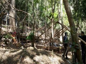 30 Mayat Ditemukan Di Camp Perdagangan Manusia Di Thailand