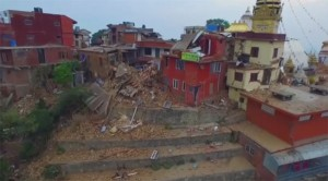 Kondisi Tiga Situs Agama Buddha Setelah Gempa Nepal