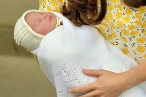 Putri Inggris Diberi Nama Charlotte, Ini Alasannya