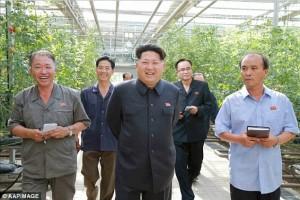 Kim Jong Un Takut Makanannya Diracuni?