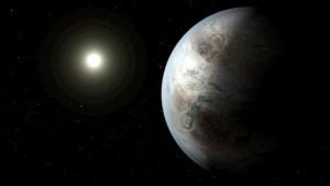 NASA Temukan Bumi Ke Dua