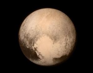 NASA Temukan Pegunungan Es Di Pluto