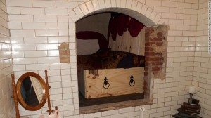 The Crypt, Hotel Makam Bawah Tanah Pertama Di Dunia