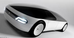 Ini Gambaran Bentuk iCar Yang Akan Diproduksi Apple