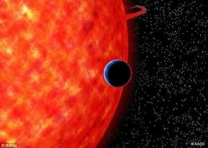 Astronom Temukan Planet Biru Mirip Bumi