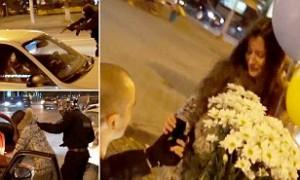 Polisi Ini Menyamar Jadi Teroris Untuk Melamar Kekasihnya
