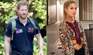 Kerajaan Inggris Bantah Isu Kencan Pangeran Harry Dan Putri Yunani