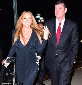 Cincin Pertunangan Mariah Carey Senilai 100 M