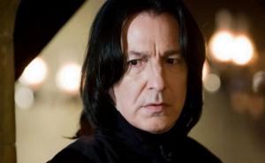 Pemeran Snape Dalam Film Harry Potter Meninggal Dunia
