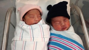 Bayi Kembar Ini Lahir Di Tahun Yang Berbeda