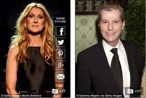 Kakak Celine Dion Meninggal 2 Hari Setelah Suaminya