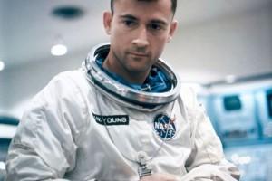 Astronot Apollo 10 Mendengar Musik Aneh Di Bulan