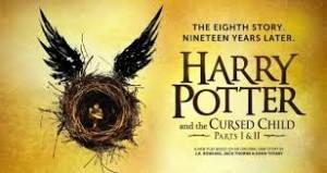 J.K. Rowling Hadirkan Buku Harry Potter Ke-8