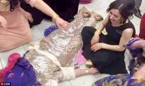 Pria Ini Tembak Calon Istrinya Di Hari Pernikahan