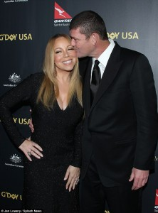 Pernikahan Mariah Carey Dan James Packer Ditunda