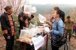 Penduduk China Jual Kantong Berisi Udara Segar