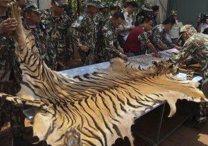 Tiga Biksu Dari Kuil Harimau Ditangkap