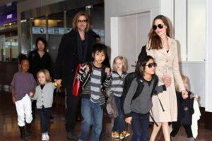 Keenam Anak Angelina Jolie Kuasai 7 Bahasa