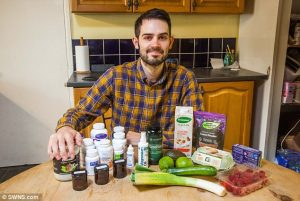 Berhenti Konsumsi Karbohidrat Selamatkan Hidup Pria Ini