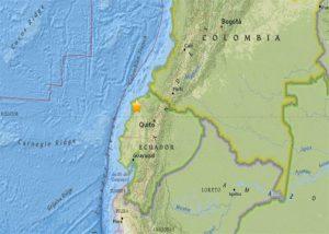 Gempa Kembar Berkekuatan Tinggi Guncang Ekuador