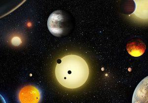 Teleskop Kepler Temukan 104 Planet Baru