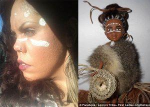 Wanita Ini Ubah Barbie Menjadi Boneka Aborigin