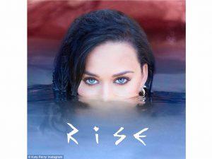 Katy Perry Rilis Teaser Album Rise Untuk Olimpiade Brazil