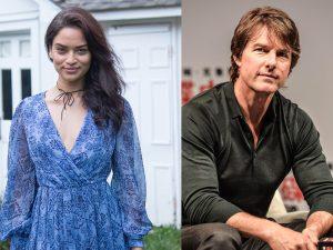 Shanina Shaik Akan Bintangi Film The Mummy Dengan Tom Cruise
