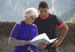 Pecahkan Rekor Dunia Di Olimpiade, Pelari Ini Dilatih Nenek 74 Tahun