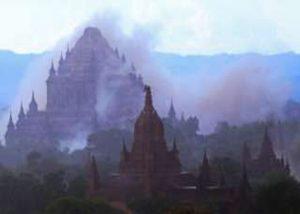 Gempa 6,8 SR Di Myanmar, 4 Tewas, 68 Bangunan Bersejarah Rusak