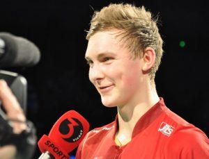 Atlet Bulu Tangkis Denmark Ini Fasih Berbahasa Mandarin