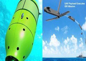 Militer Rusia Uji Coba Drone Bawah Laut