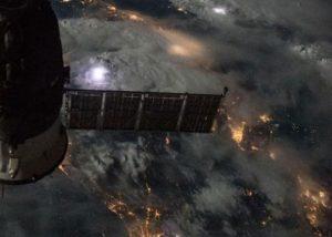 NASA Rilis Gambar Badai Kuat Di Bumi Diambil Dari Luar Angkasa