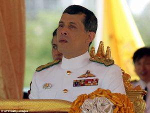 Pewaris Tahta Raja Thailand, Playboy Internasional