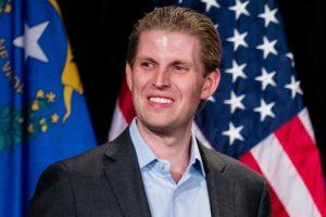 Eric Trump: Ayahku Akan Menerima Hasil Pilpres 'Jika Adil'