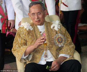 Kematian Raja Thailand Kacaukan Liburan Turis Mancanegara