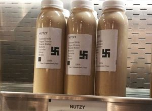 Jual Minuman 'Nazi', Cafe Di London Membuat Pelanggan Menangis