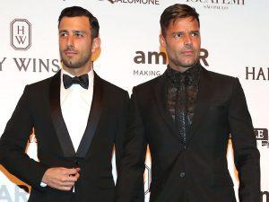 Ricky Martin Umumkan Pertunangan Dengan Jwan Yosef