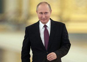 Vladimir Putin, Orang Paling Berpengaruh Di Dunia Tahun 2016