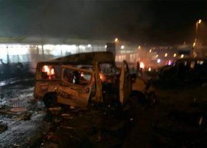 Gerilyawan Kurdi Dalangi Ledakan Di Istanbul, 38 Orang Tewas