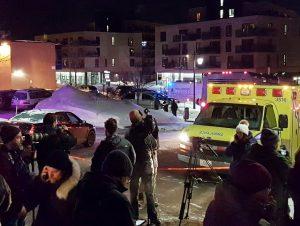 Teroris Serang Masjid Di Quebec, Kanada, 6 Orang Tewas